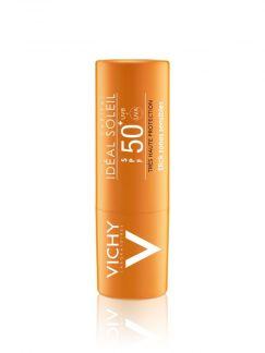 Виши капитал солей стик солнцезащитный д/чувствствительных зон spf50+ 9г
