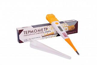 Амрус термометр цифровой с гибким наконечником львенок amdt-14l