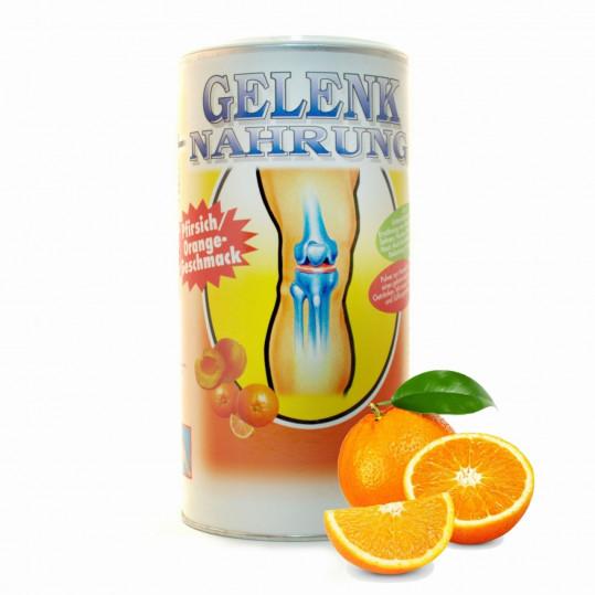 Геленк нарунг персик/апельсин питание для суставов 600г, фото №1