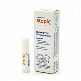 Атопик крем-стик д/детей успокаивающий 4,9г