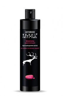 Активное мумие  шампунь д/укрепления волос 330мл