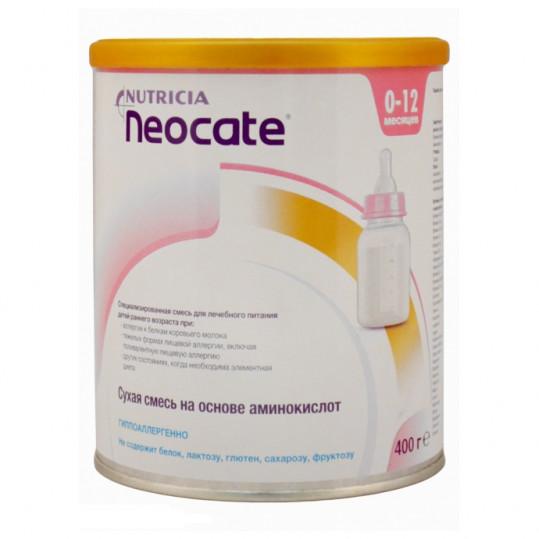 Дп неокейт lcp смесь сухая для детей до 12 месяцев 400г, фото №1