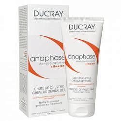 Дюкрэ анафаз шампунь стимулирующий для ослабленных волос 200мл