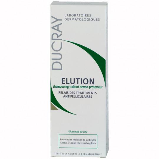 Дюкрэ элюсьон шампунь оздоравливающий для чувствительной кожи головы 400мл, фото №1