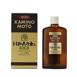 Каминомото h-a камиген средство от выпадения волос на начальной стадии 200мл