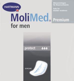 Хартманн молимед премиум мэн вкладыши урологические протект n2