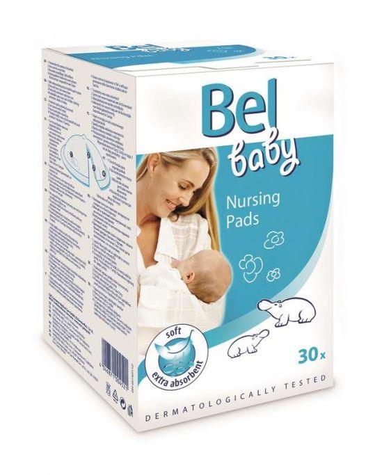 Хартманн бэл бэби прокладки для груди для кормящих матерей 30 шт., фото №1