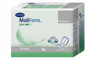 Хартманн молиформ премиум софт прокладки урологические плюс 30 шт.