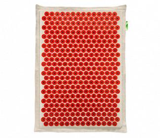 Иппликатор кузнецова (тибетский) коврик красный большой (41х60см)