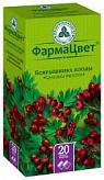 Боярышник плоды 20 шт. фильтр-пакет