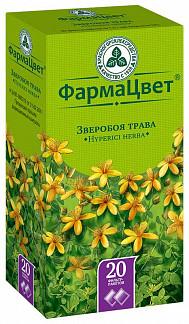 Зверобой трава 1,5г 20 шт. фильтр-пакет