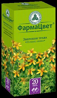Зверобой трава 1,5г n20 ф/п