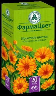 Календула цветки n20 ф/п