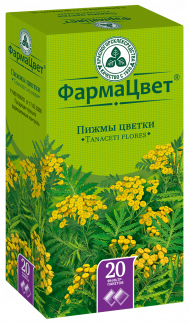 Пижма цветки n20 ф/п