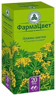 Пижма цветки 20 шт. фильтр-пакет