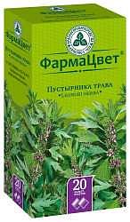 Пустырника трава 1,5г 20 шт. фильтр-пакет