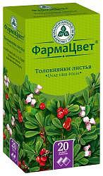Толокнянка листья 20 шт. фильтр-пакет