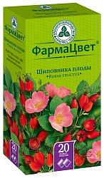 Шиповник плоды 2г 20 шт. фильтр-пакет