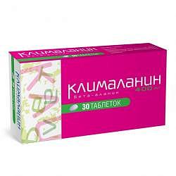 Клималанин 30 шт. таблетки