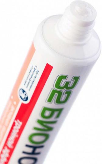32 бионорма зубная паста тройной эффект 75мл, фото №3