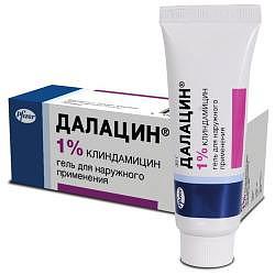 Далацин 1% 30г гель для наружного применения