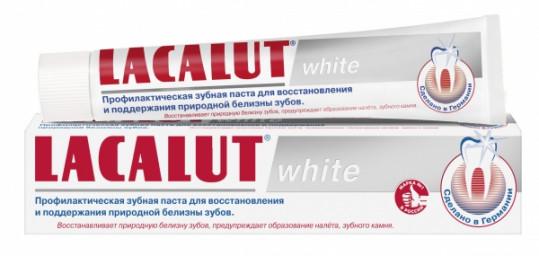 Лакалют вайт зубная паста 50мл, фото №1
