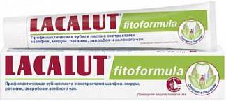 Лакалют фитоформула зубная паста 75мл