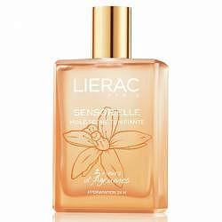 Лиерак сенсорьель масло для волос и тела тонизирующее цветы цитрусовых 100мл