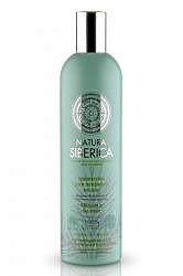 Натура сиберика шампунь для жирных волос объем и баланс 400мл