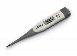 Литтл доктор термометр цифровой арт.ld-302 с гибким наконечником