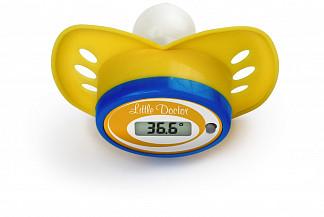 Литтл доктор термометр цифровой арт.ld-303 соска
