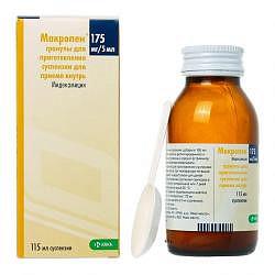 Макропен лекарство