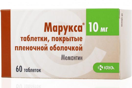 Марукса 10мг 60 шт. таблетки покрытые пленочной оболочкой, фото №1