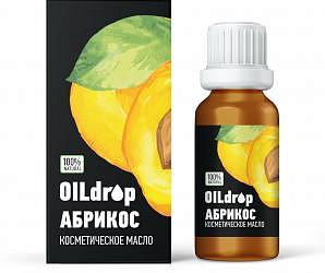 Оилдроп масло косметическое абрикос 30мл