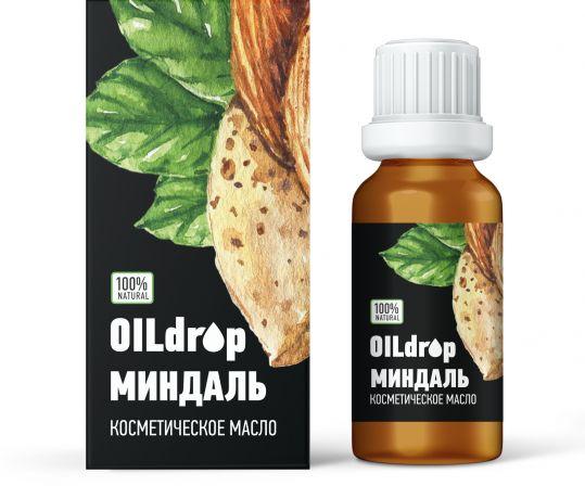 Оилдроп масло косметическое миндаль 30мл, фото №1