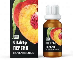 Оилдроп масло косметическое персик 30мл
