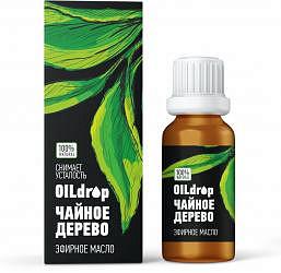 Оилдроп масло эфирное чайное дерево 10мл