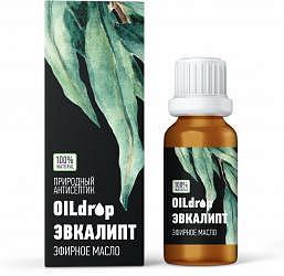 Оилдроп масло эфирное эвкалипт 10мл