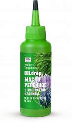 Оилдроп масло репейное с экстрактом крапивы 100мл