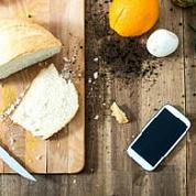 Подсчет углеводов в пище и расчет доз инсулина диабетики смогут вести при помощи смартфона