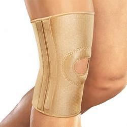 Орлетт бандаж на коленный сустав эластичный rkn-103 (m) размер xl