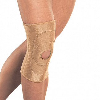 Орлетт бандаж на коленный сустав эластичный rkn-103 размер xxl