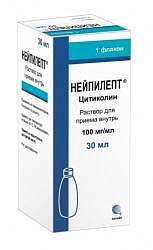 Нейпилепт 100мг/мл 30мл раствор для приема внутрь сотекс