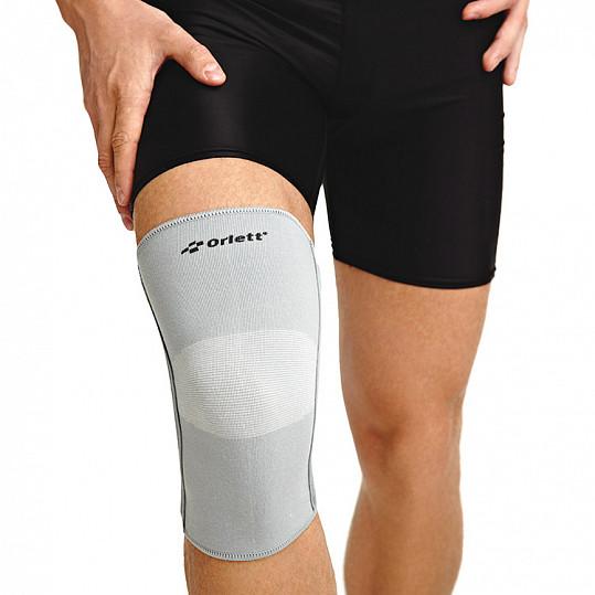 Орлетт бандаж на коленный сустав эластичный skn-103 (м) размер xxl, фото №2