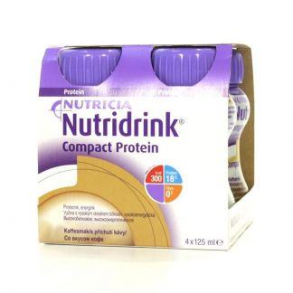 Нутридринк компакт протеин смесь кофе 125мл n4
