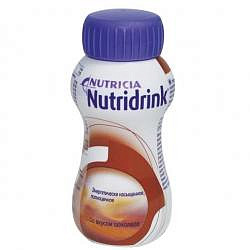Нутридринк шоколад 200мл