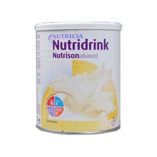 Нутризон эдванст нутридринк смесь сухая д/энтерального питания 322г