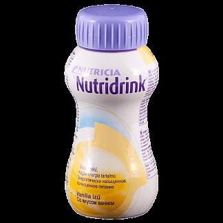 Нутридринк компакт протеин смесь ваниль 125мл n1