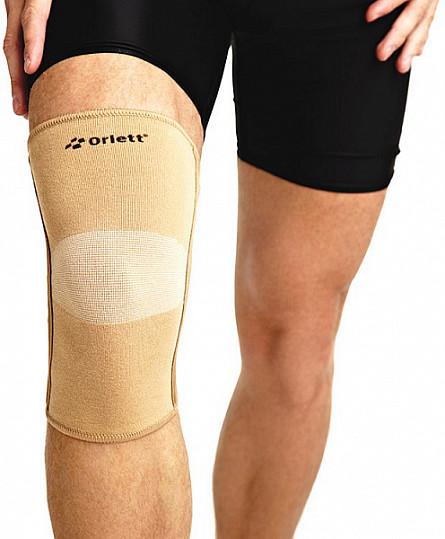 Орлетт бандаж на коленный сустав эластичный mkn-103 (m) размер l, фото №2