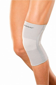 Орлетт бандаж на коленный сустав эластичный skn-103 размер s